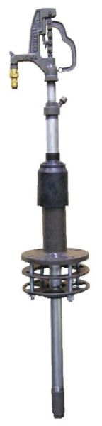 """3/4"""" Freezeless Roof Hydrant - FPT x MHT, 100 psi"""