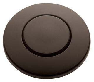 Garbage Disposal Air Switch - Switch Only, Flush Switch, Oil Rubbed Bronze