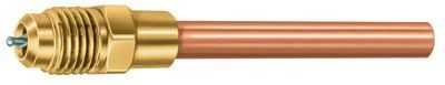 "1/4OD"" Access Valve Tube Extension, Copper"