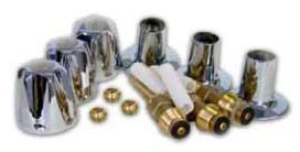 Tub and Shower Faucet Rebuild Kit - Price Pfister, Clamshell