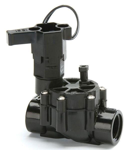 "1"" Plastic Residential Irrigation Diaphragm Valve - FPT, 150 psi, 40 GPM"