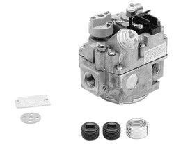 "1/2"" x 3/4"" Line Voltage Water Heater Gas Valve - UNI-LINE, 240000 BTU"