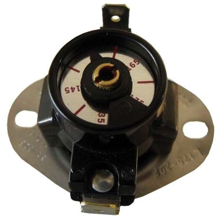 Heating Furnace Thermostat 74T11 STYLE 310712 - THERMODISC, Rated 14 A/120 V, 10 A/240 V