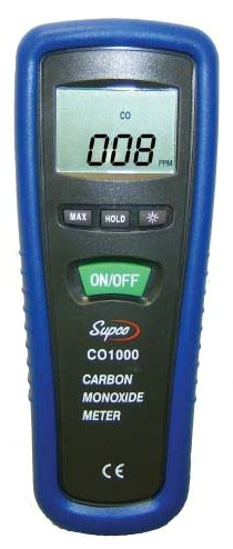 Indoor Air Quality Carbon Monoxide Analyzer