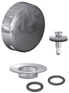 Bath Waste Trim Kit - Innovator / Quick Trim, Brushed Nickel