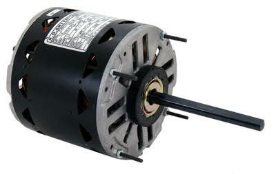 1/5-3/4HP OAO Continuous Duty Drip-Proof Fan and Blower Motor