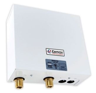 Tankless Water Heater, Electric - Commercial Industrial , Glass
