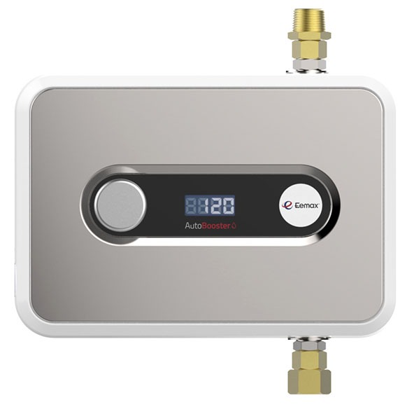 Horizontal Water Heater Booster