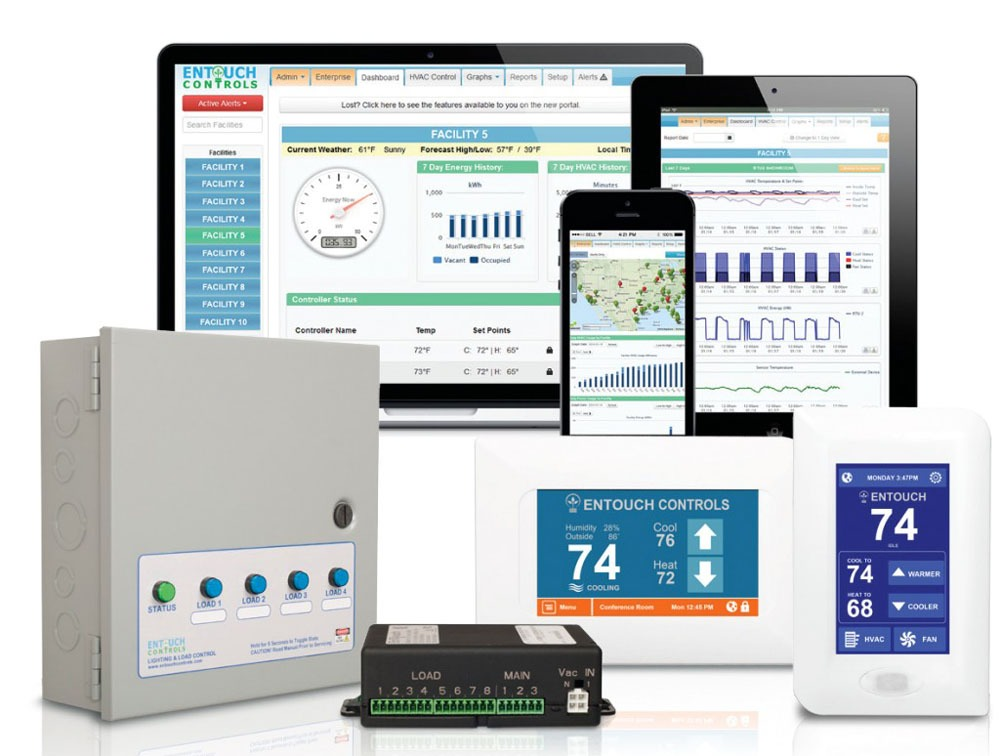 Energy Management System Master Controller