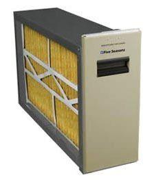 "22.25"" x 7.5"" x 26.1"" MERV 11 Media Air Cleaner - 1200 to 2000 CFM"