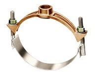 Brass Alloy Single Band Service Saddle