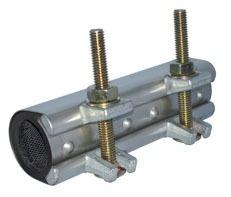 304 Stainless Steel Wrap Pipe Repair Clamp