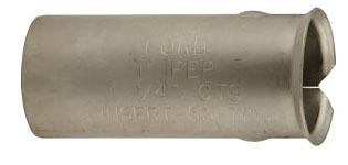 304 Stainless Steel Tubular Straight Insert Stiffener