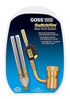 360D Swivel Welding Hand Torch - SwitchFire