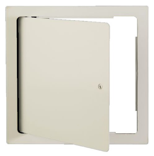 """24 X 24"""" Flush with Wall Square Access Door, Stainless Steel"""