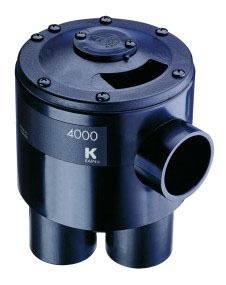 """1-1/4"""" Indexing Valve, ABS"""