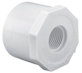 Injection Molded PVC Reducing Bushing