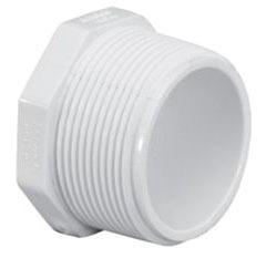 Injection Molded PVC Octagon Head Plug