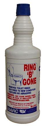 Ring-B-Gone Cleaner, Light Blue