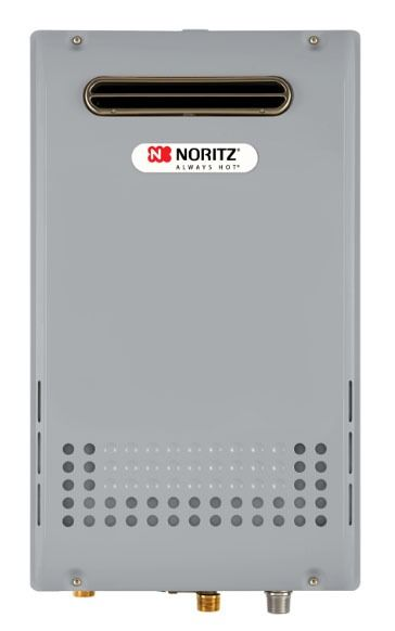 Tankless Water Heater, Tankless Natural Gas Water Heater - Commercial, Outdoor, 16000 to 199900 BTU, 0.5 to 9.8 GPM Flow Rate