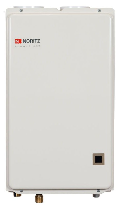 Tankless Natural Gas Water Heater - ecoTOUGH, Residential, Indoor, 15000 to 120000 BTU, 0.5 to 6.6 GPM Flow Rate