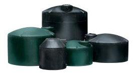 5,000 Gallon Water Storage Tank, Polyethylene