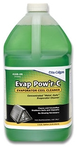 1850010 4168-08 EVAP POWR NO-RINSE COIL CLEANER