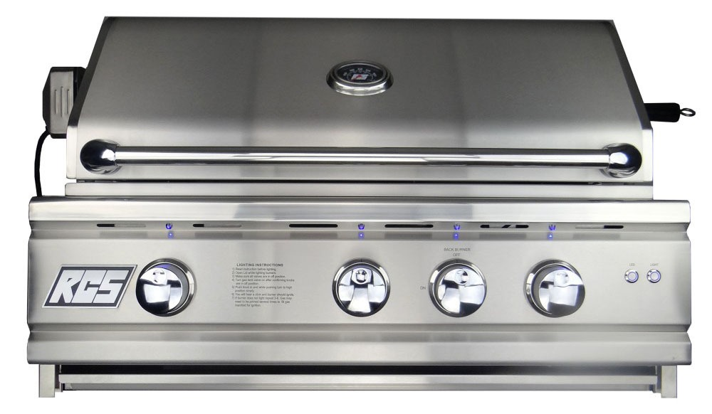 "30"" Natural Gas Barbeque Grill - Cutlass Pro, Stainless Steel"