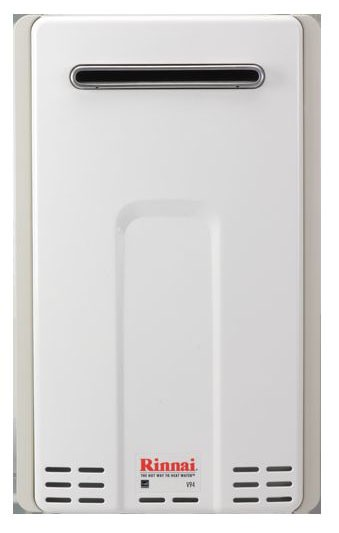 Residential Outdoor Tankless Water Heater