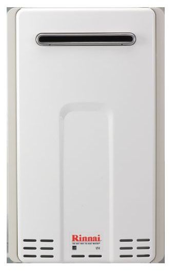 Tankless Water Heater, Natural Gas, Residential Outdoor