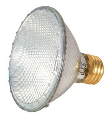 Short Neck Halogen Lamp, Warm White