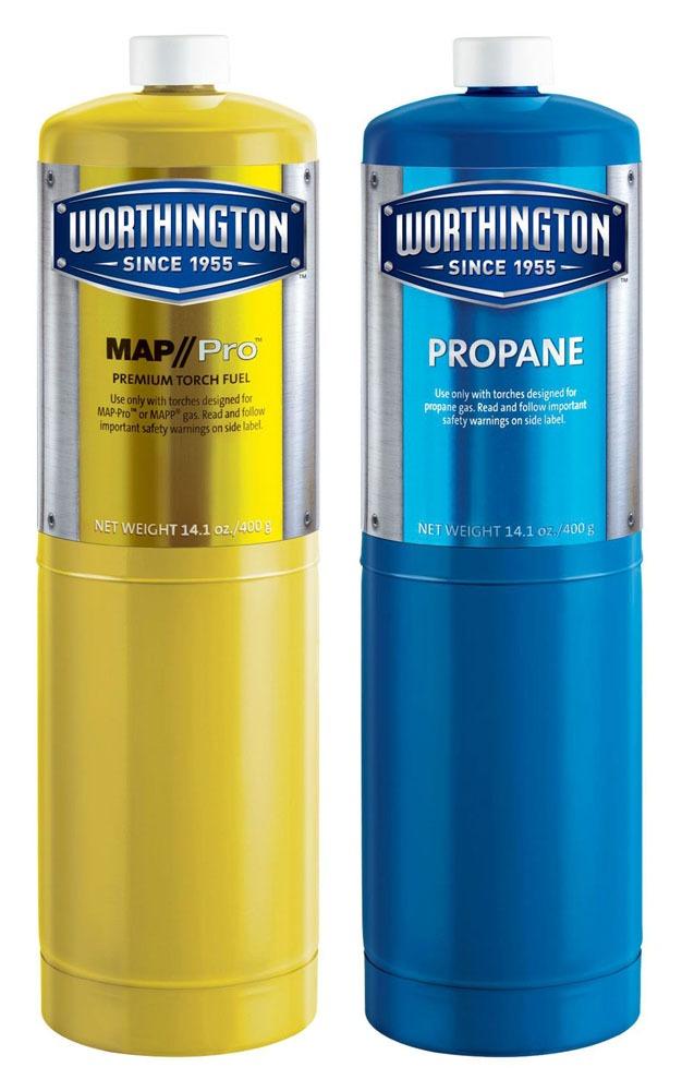 NRT MAP-Pro Hand Torch Gas Cylinder