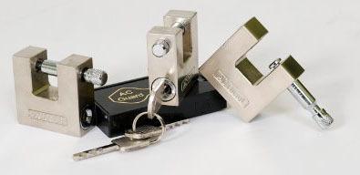 Air Conditioner Guard Lock