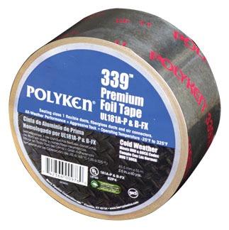 """2-1/2"""" Foil Tape, Aluminum Foil"""