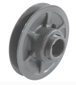 """3.75 X 5/8"""" Variable Pitch Sheave, Cast Iron"""