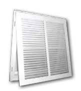 "20 X 30"" Return Air Filter Grille"