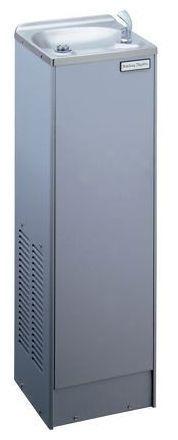 Freestanding Water Cooler - 3.6/3.3/3/2.7 GPH, Floor Mount, Platinum Vinyl