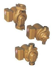"92 W Circulator Pump - Bronze, 115 V, 3/4"" or 1"" or 1-1/4"" or 1-1/2"" Flange"