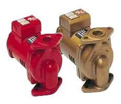 "2/5 HP Circulator Pump - Series PL, Bronze, 115 V, 3/4"" or 1"" or 1-1/4"" or 1-1/2"" Flange"