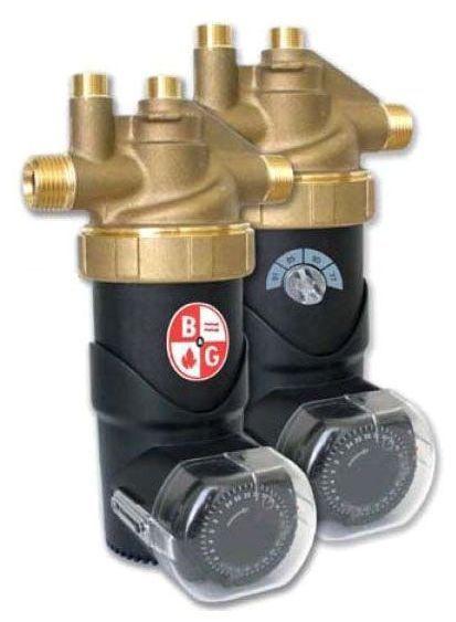 14 W Circulator Pump - autocirc, Brass, 115 V