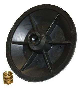 Toilet Seat Disc, Rubber