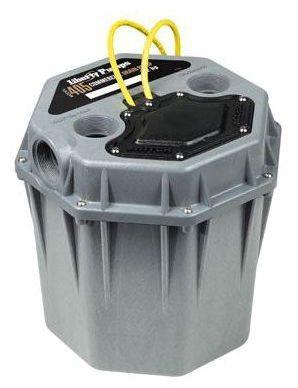 1/2 HP Drain Pump, Aluminum