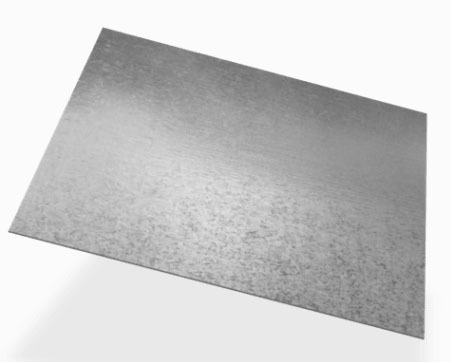 "48"" x 120"" Galvanized Steel Sheet"