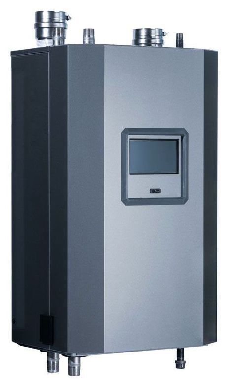 125000 BTU Condensing Gas Combination Boiler - Trinity