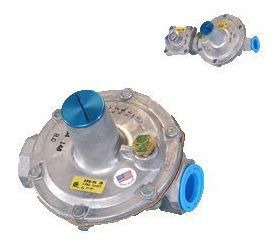 "1/2"" Pressure Regulator - CounterStrike, 2 psi, 8"" WC"