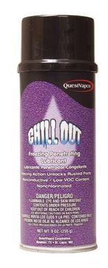 Freezing Penetrating Lubricant, Clear