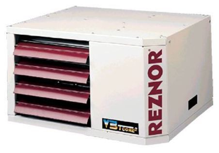 Power Vented Gas Fired Unit Heater - Commercial, 75000 BTU, 961 CFM