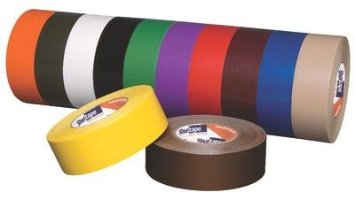 10 Mil Performance Grade Duct Tape - Black, 27 Lb-Inch
