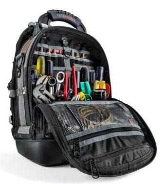 "60-Pocket Tool Bag - TECH SERIES, 9.875"", Denier Nylon"