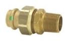 79730 Bronze Union  P x MPT  1/2'' x 1/2''